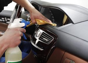 Car interior cleaning Perth